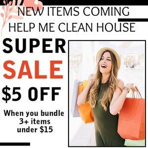 Other - Huge sale